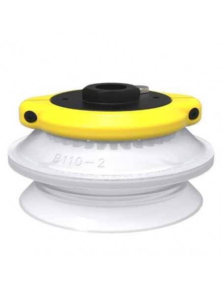 0200536 S.B110-2SF50.G12F.50 Suction cup B110-2.21.11NC FDA
